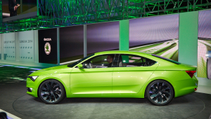 Pictures Of Skoda Vision C Concept