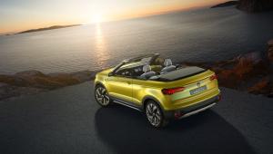 Pictures Of Volkswagen T Cross