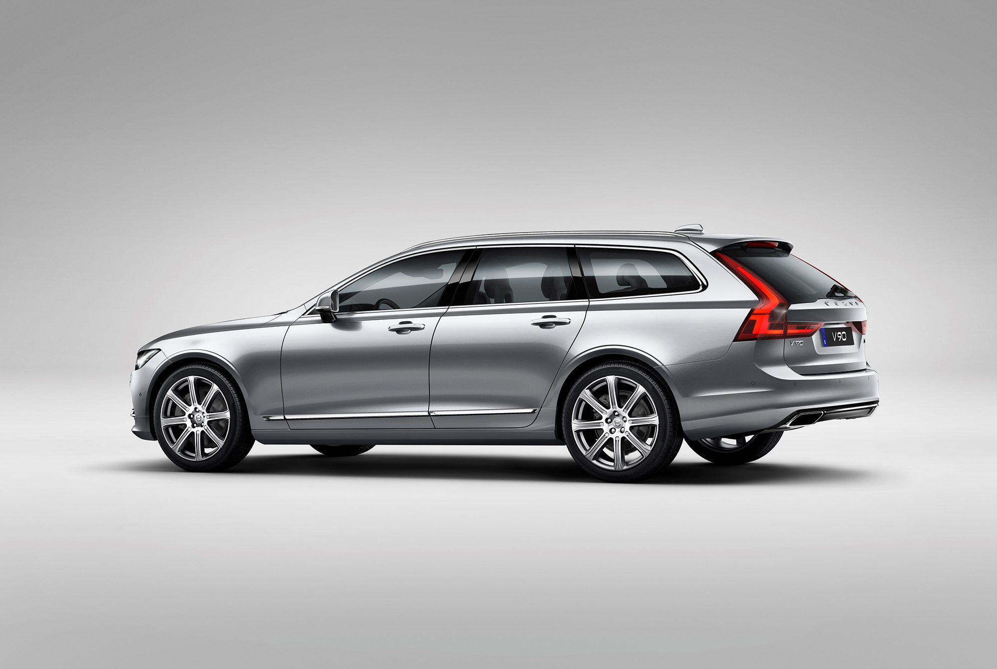 Pictures Of Volvo V90