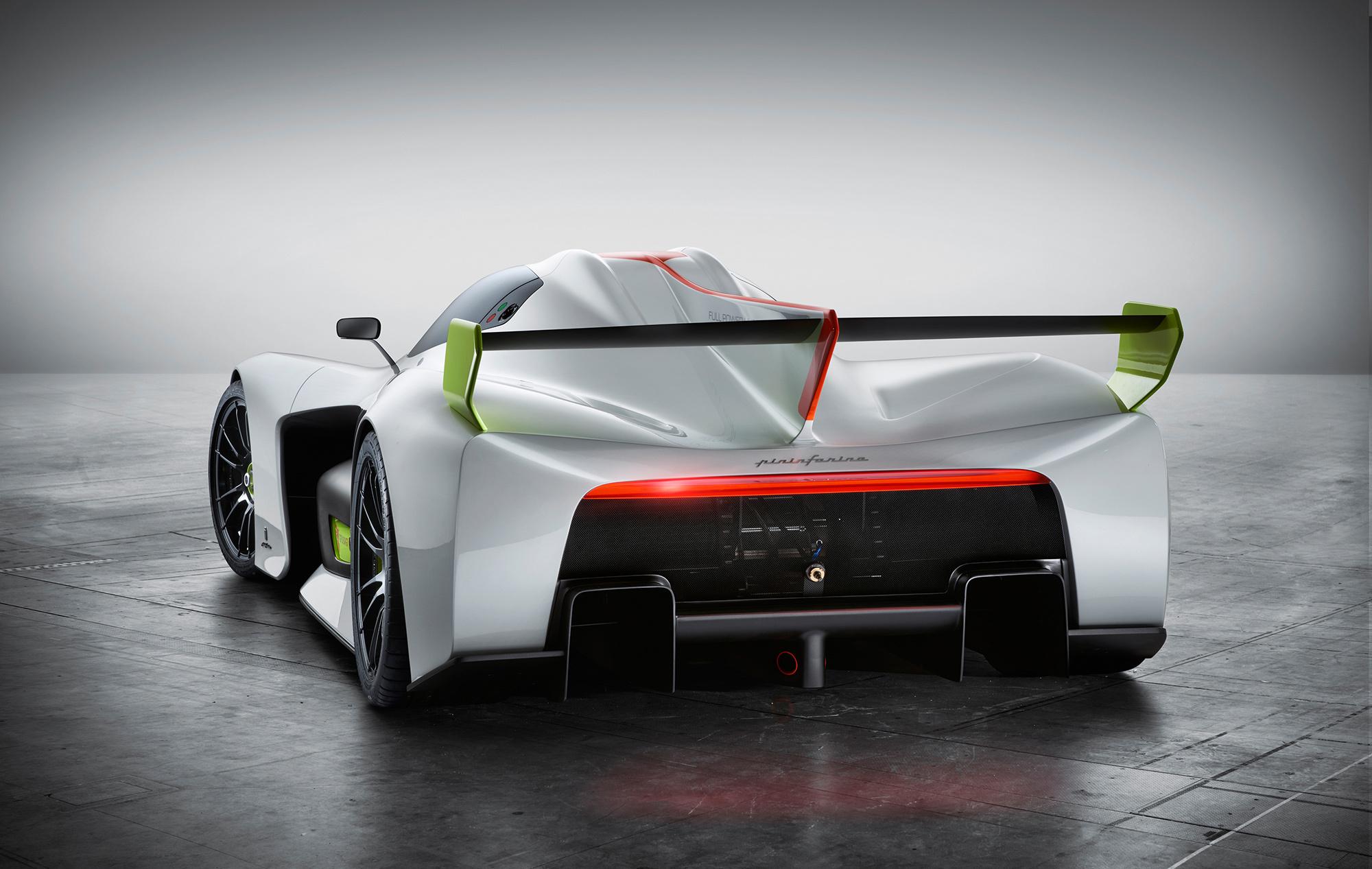 Pininfarina H2 Speed Images