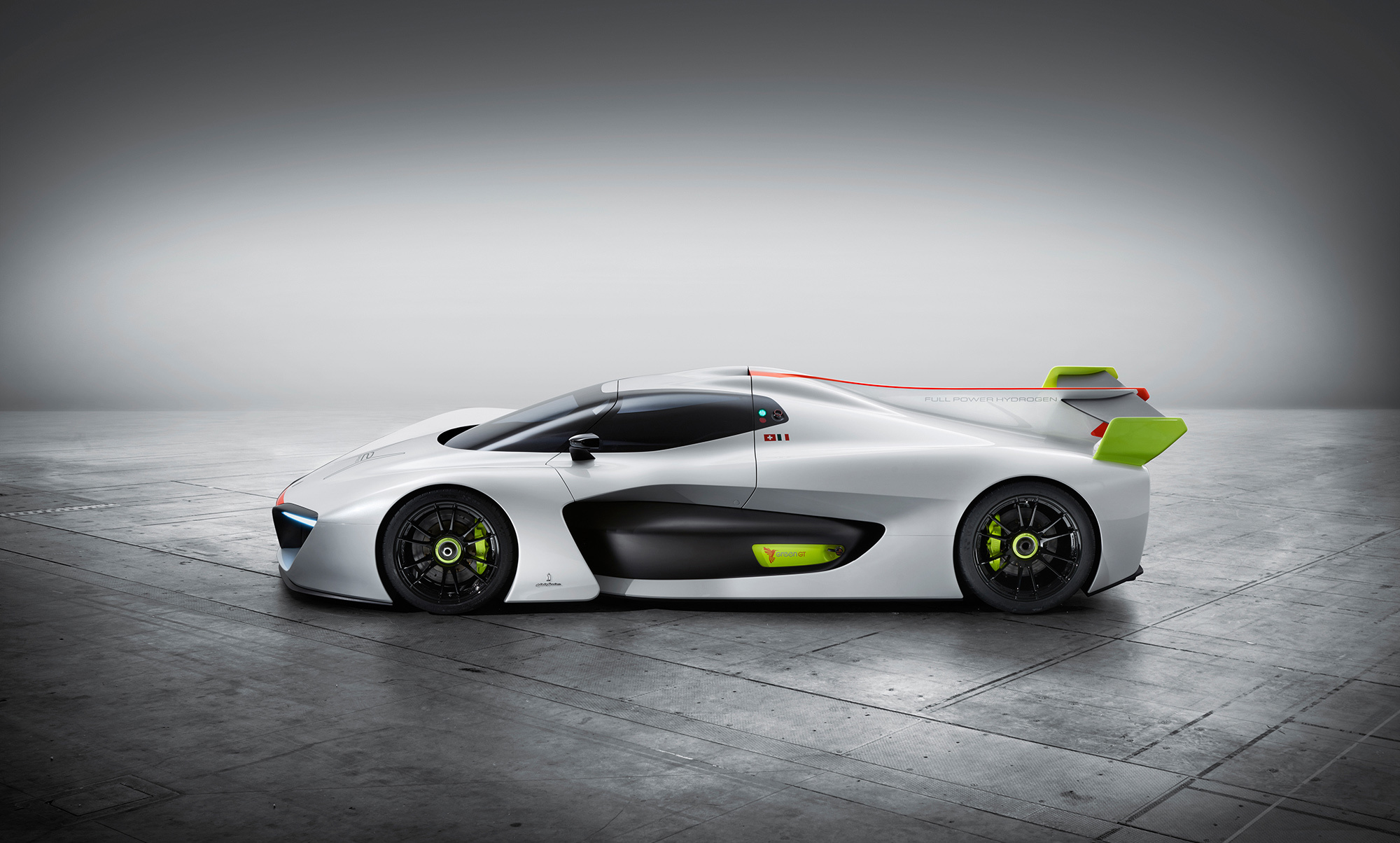 Pininfarina H2 Speed Pictures