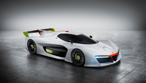 Pininfarina H2 Speed Wallpaper