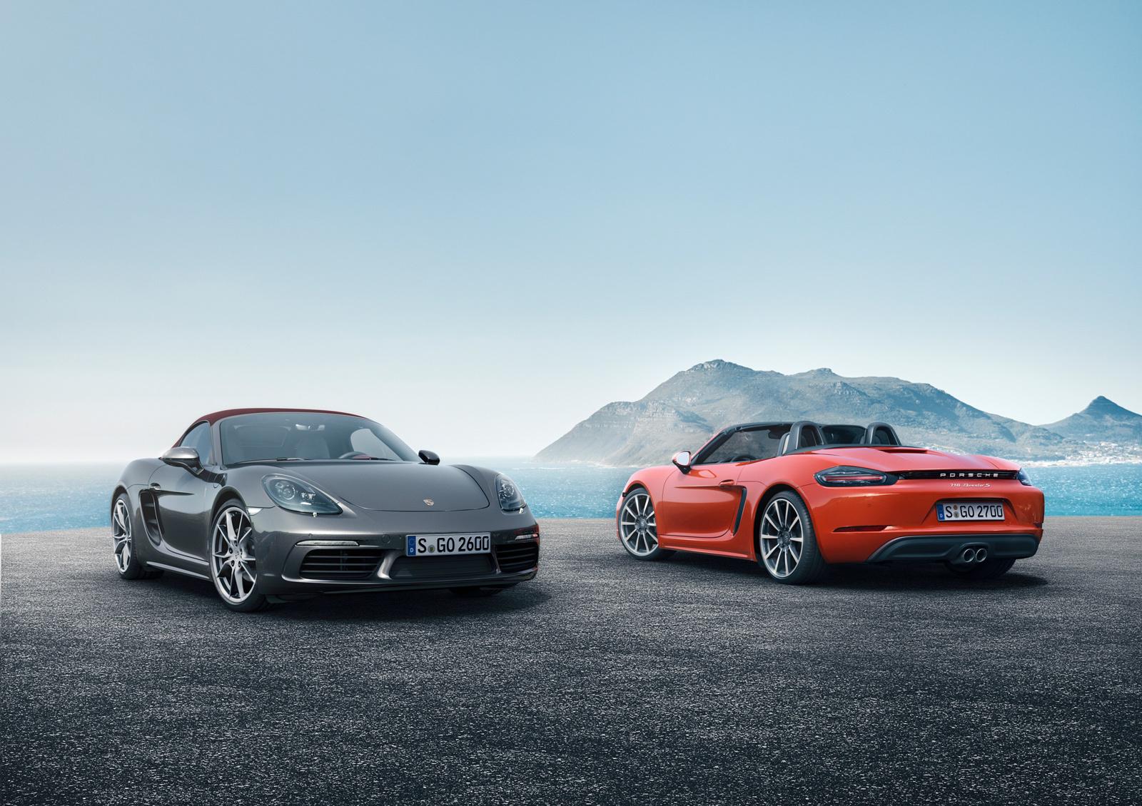 Porsche 718 Boxster High Definition Wallpapers