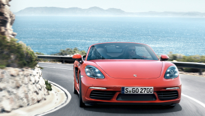 Porsche 718 Boxster Wallpapers HD