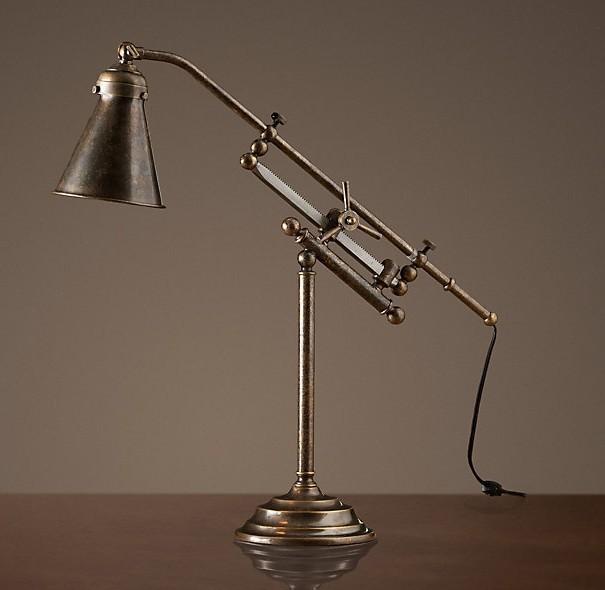 Replica Antique Desk Lamps
