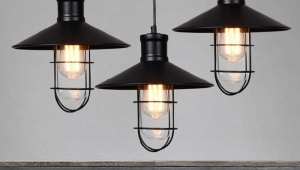 Rustic Lamp Shades For Pendant Lights