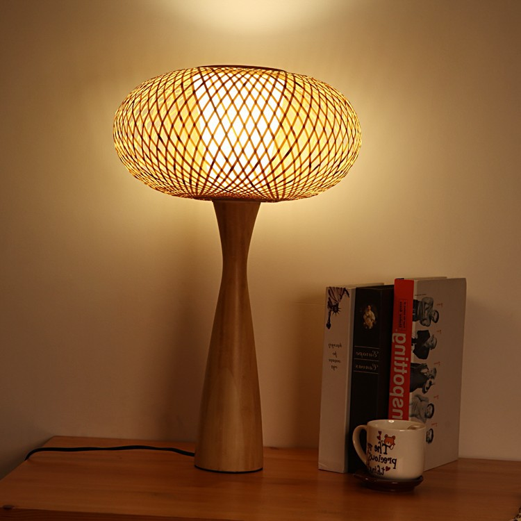 Rustic Style Table Lamps1
