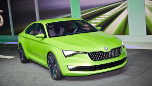 Skoda Vision C Concept Wallpapers