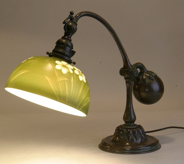 Small Antique Desk Lamps