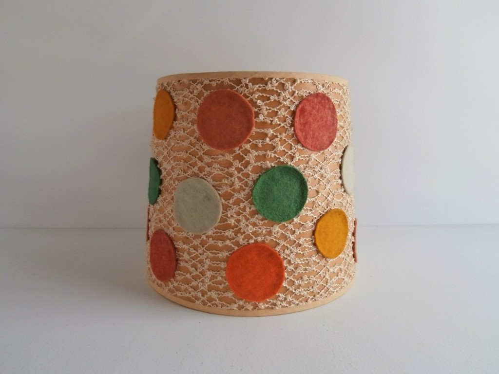 Small Antique Lamp Shades