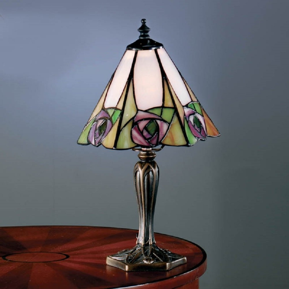 Small Tiffany Table Lamps