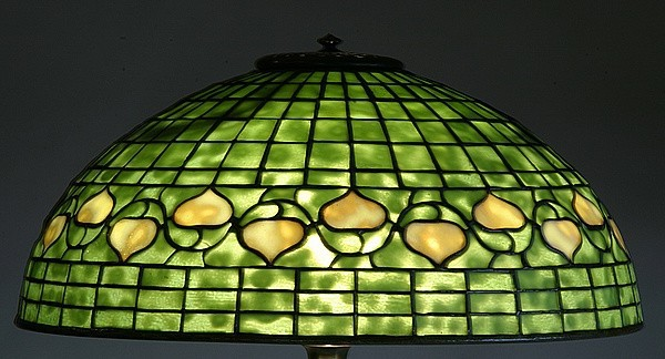 Stained Glass Lamp Shades Antique