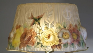 Tiffany Antique Lamp Shades