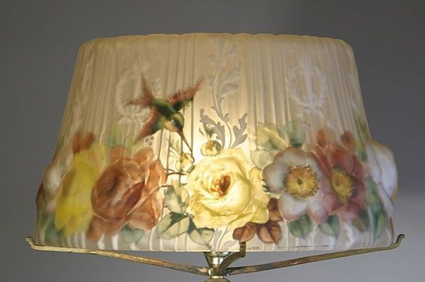 Tiffany Antique Lamp Shades