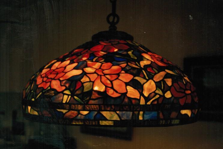 Tiffany Hanging Lamps