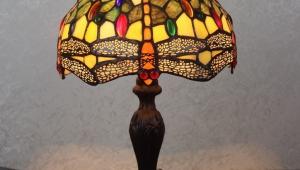 Tiffany Lamps Galore