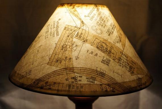 Unusual Lampshades