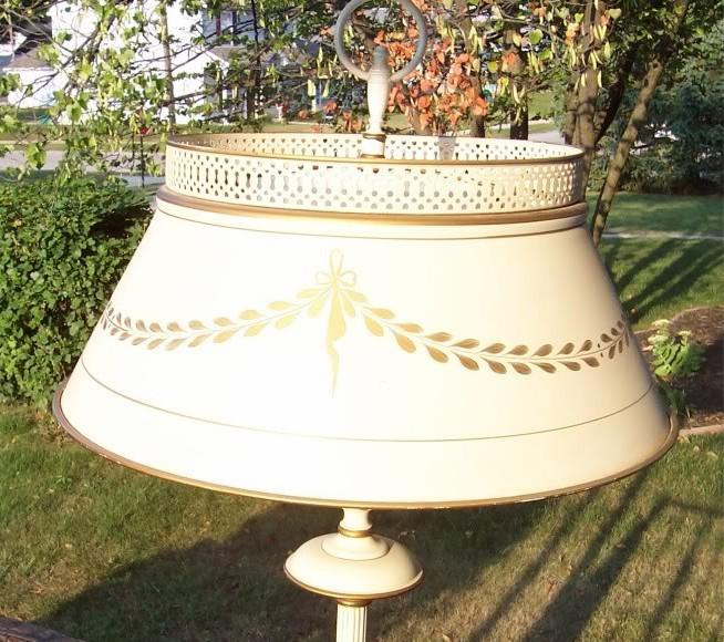 Vintage Floor Lamps Metal