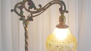 Vintage Floor Lamps Shades