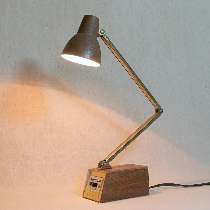 Vintage Retro Desk Lamps
