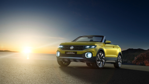 Volkswagen T Cross Wallpaper