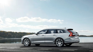 Volvo V90 Background
