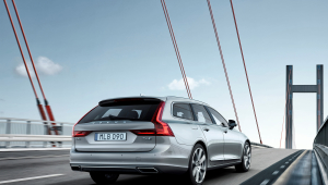 Volvo V90 HD Background