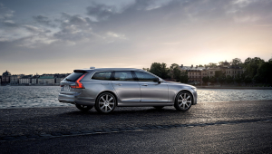 Volvo V90 HD Wallpaper