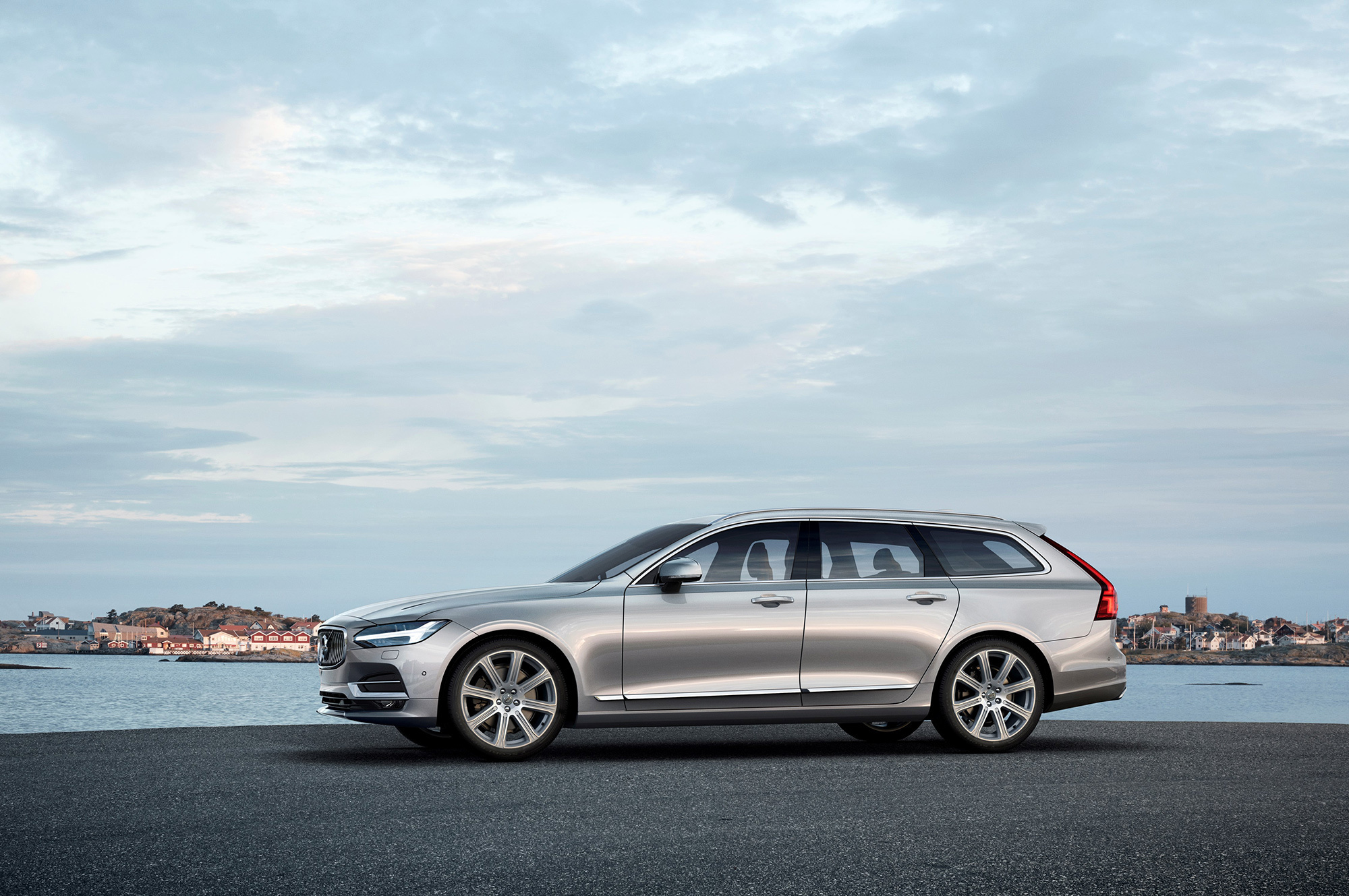 Volvo V90 High Definition Wallpapers