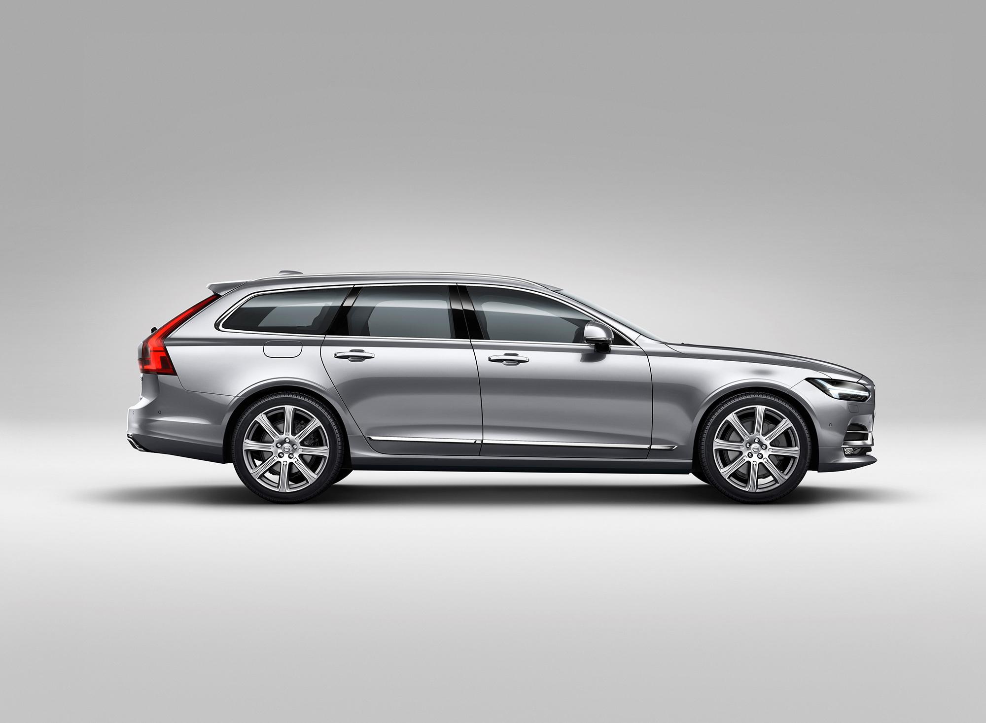 Volvo V90 Pictures