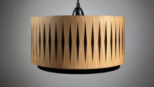 Wooden Lampshades