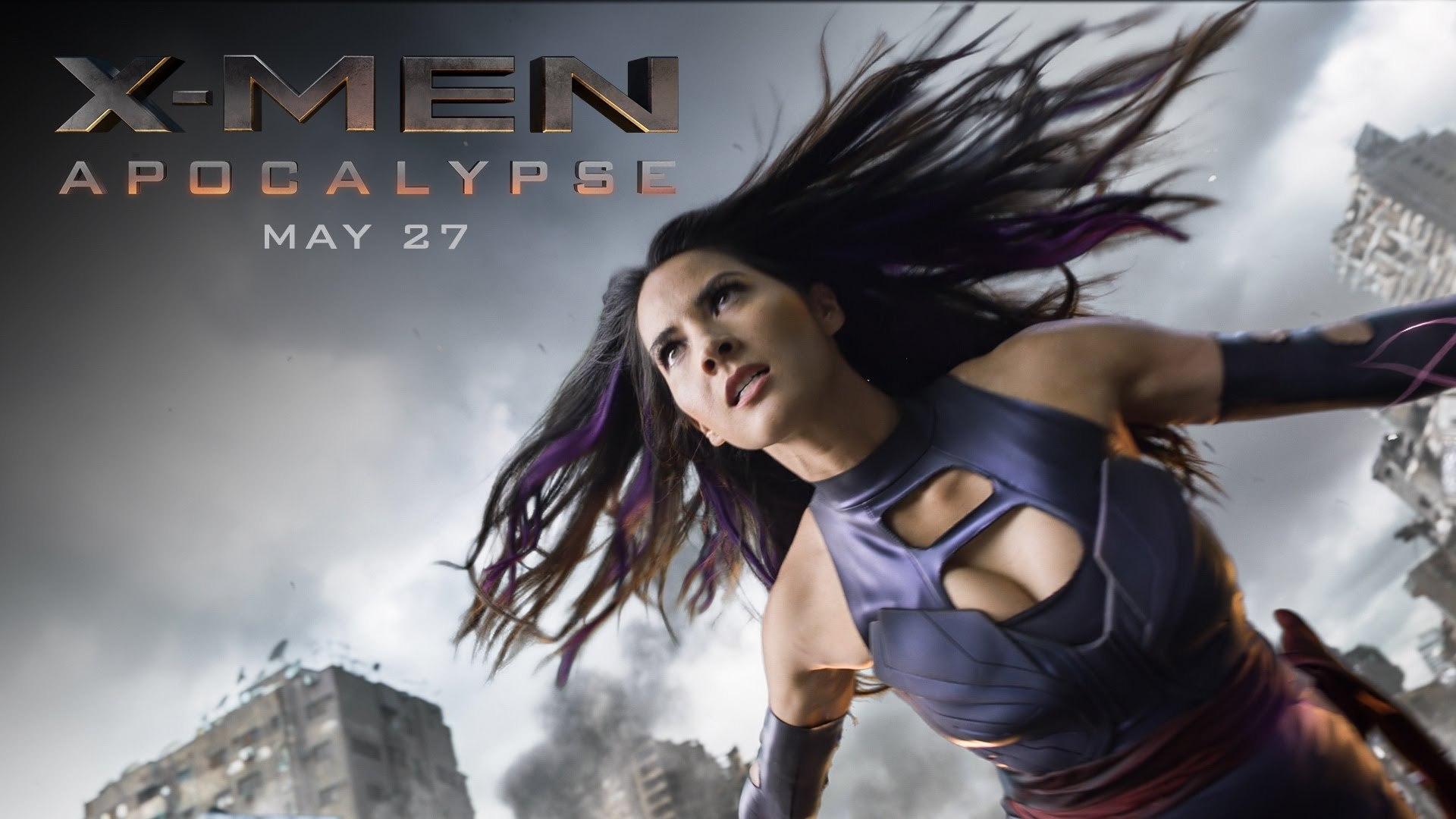 X Men Apocalypse Pictures
