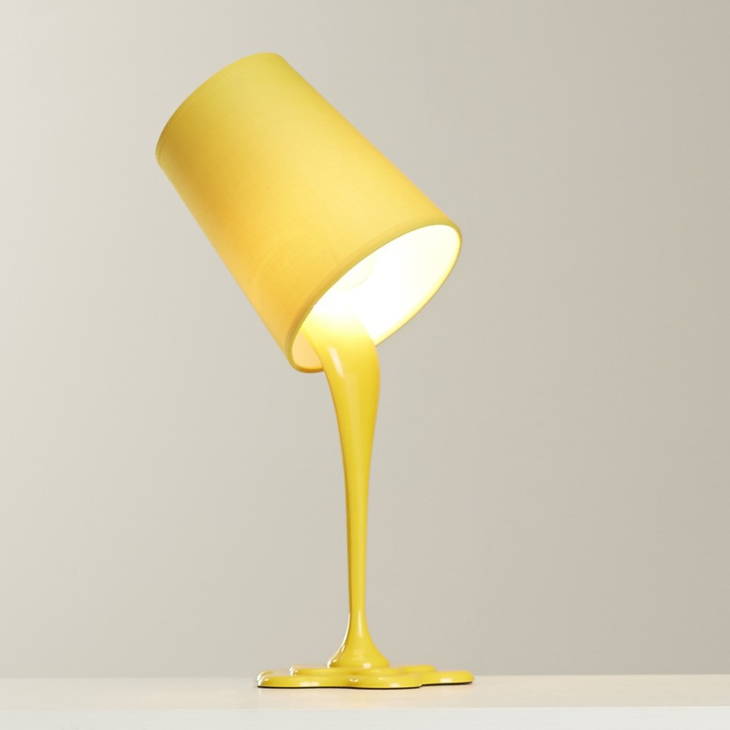 Yellow Table Lamps Modern