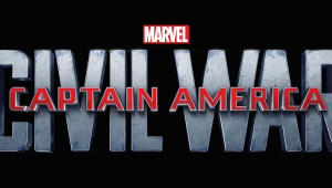 Captain America Civil War Logos