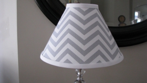 Grey Lampshades