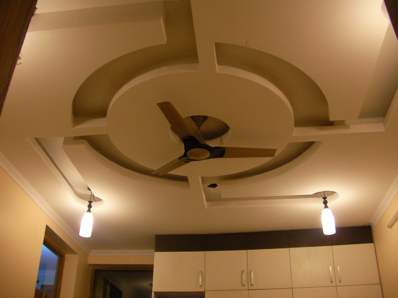 Kind of False Ceiling Designs and Room Art