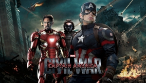 Poster Captain America Civil War