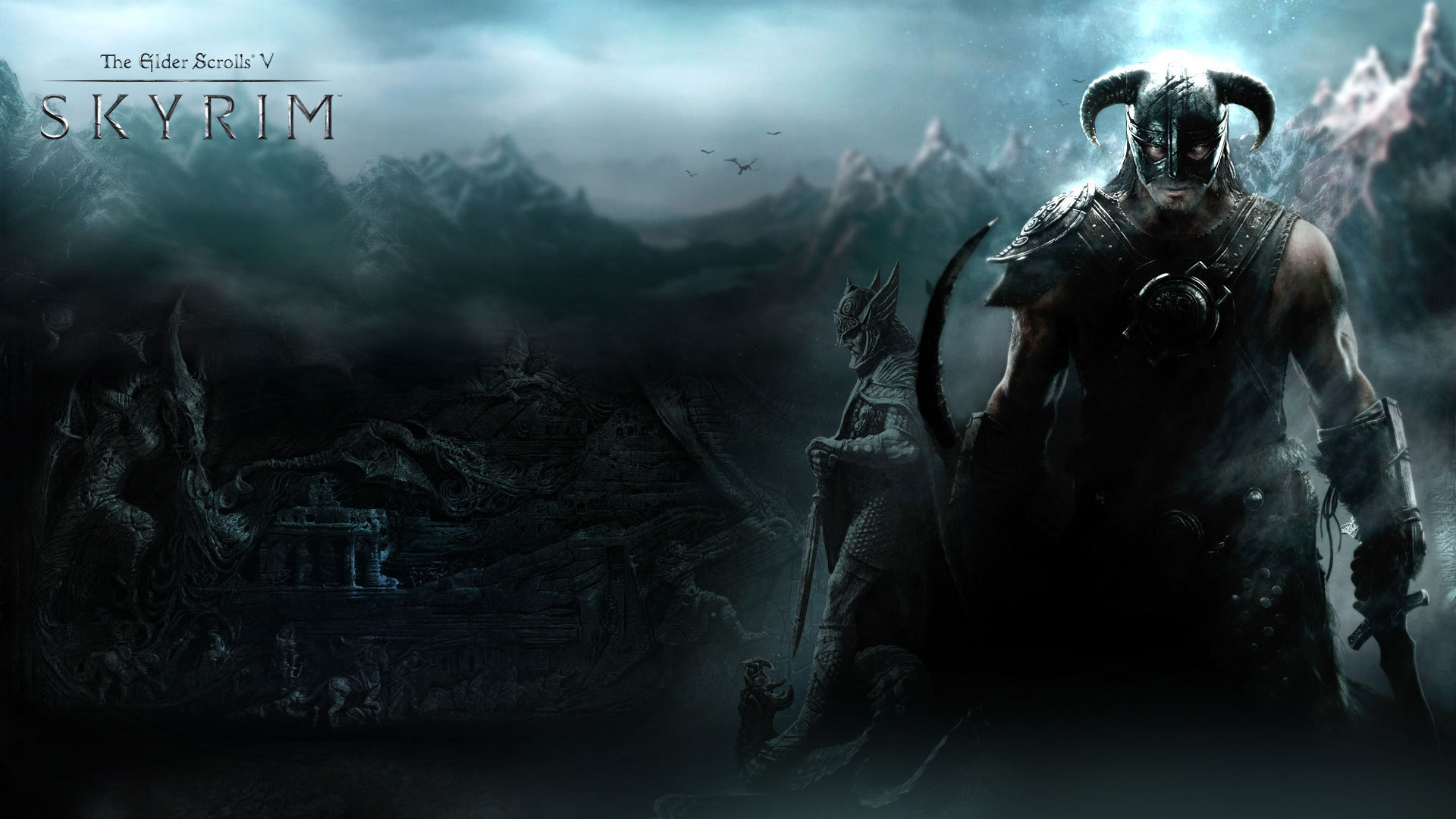 Skyrim Backgrounds