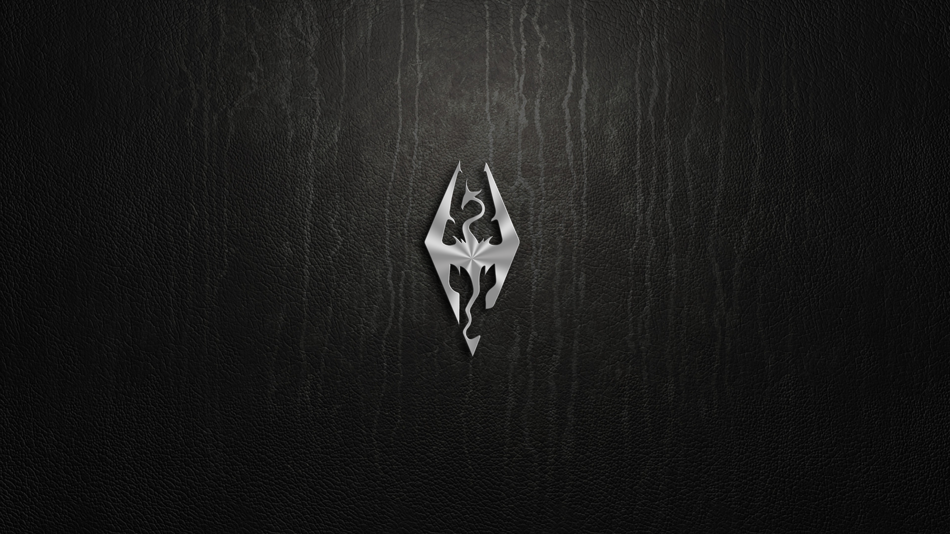 Skyrim Logo Hd Wallpapers