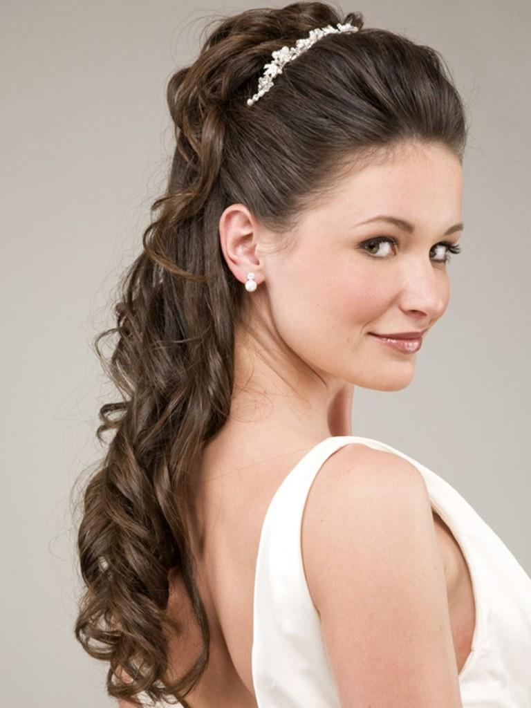 2016 Bridal Hairstyles For Long Hair