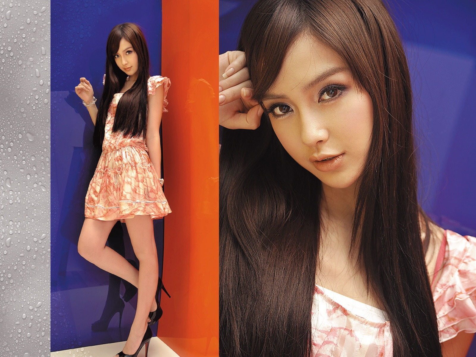 Angelababy High Definition Wallpapers
