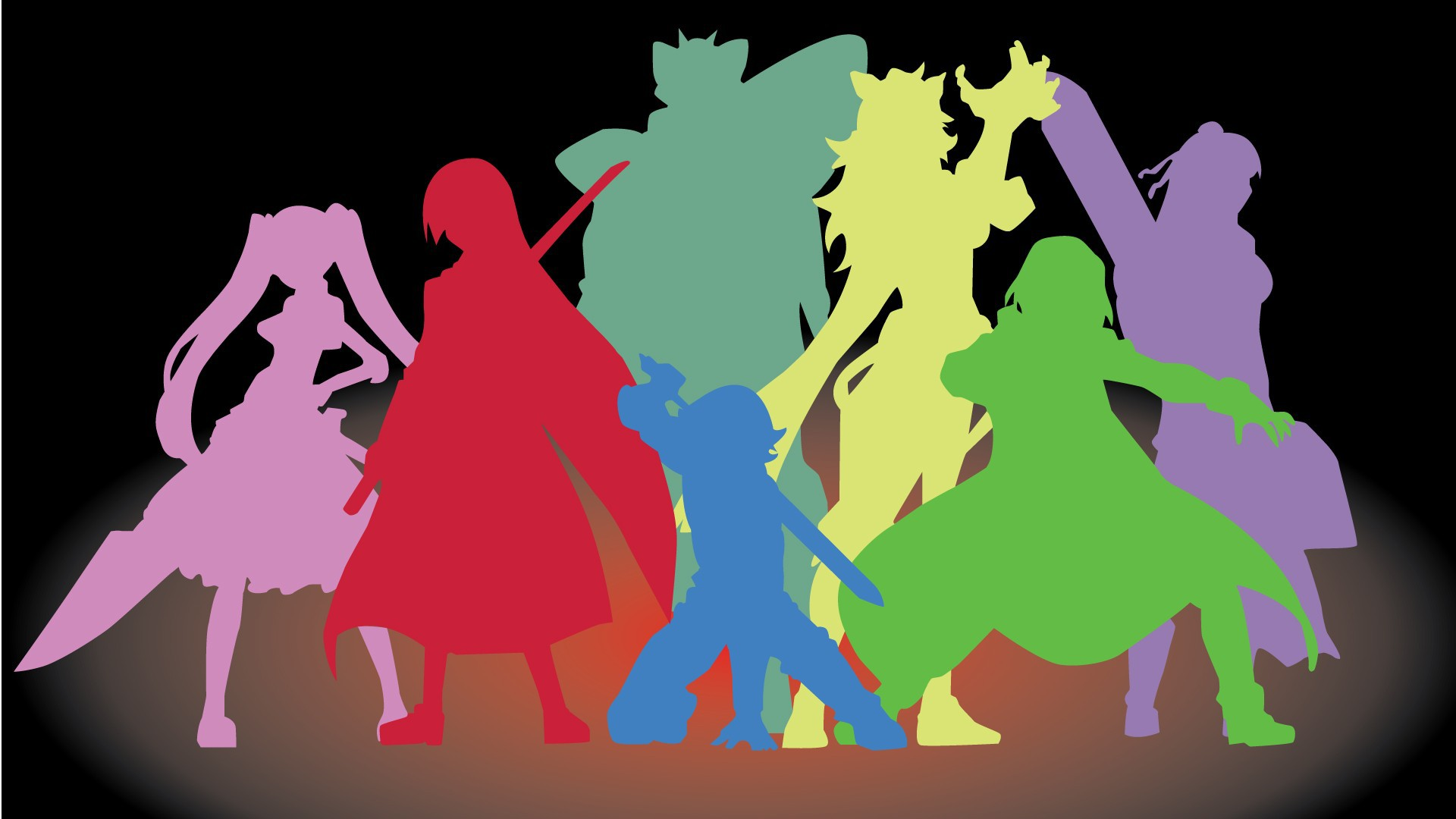 Anime Vectors Images
