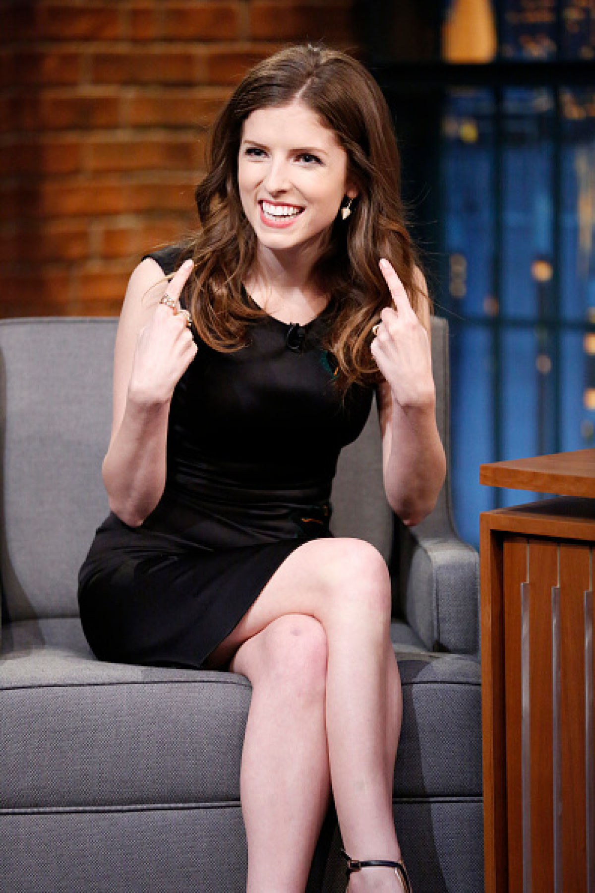 Anna Kendrick Iphone Wallpapers