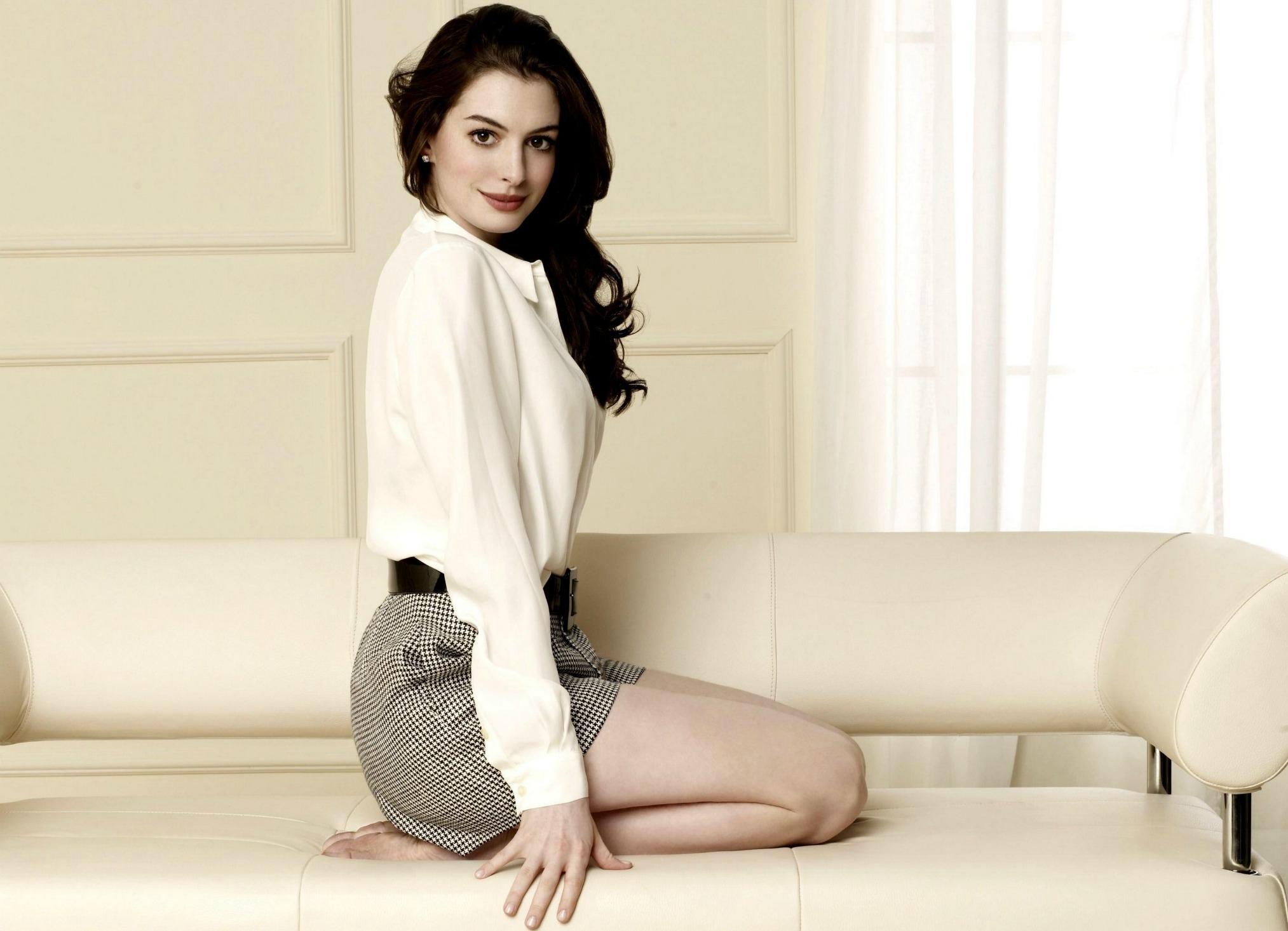 Anne Hathaway 4K