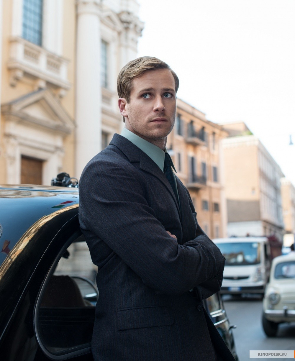 Armie Hammer Android Wallpapers
