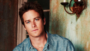 Armie Hammer HD Wallpaper