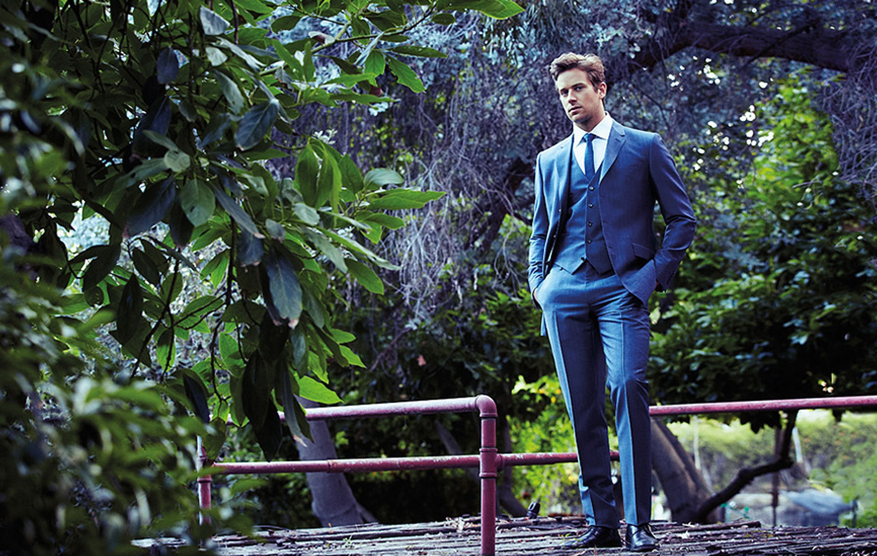 Armie Hammer Wallpaper For Laptop