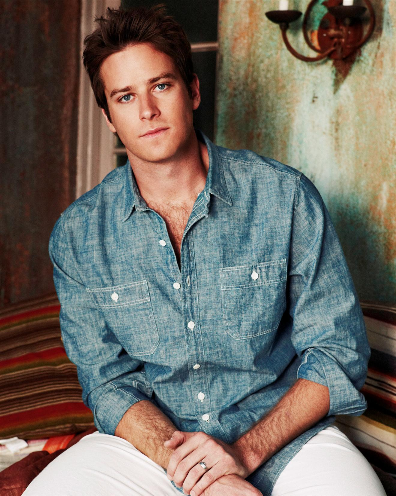 Armie Hammer Iphone Wallpapers