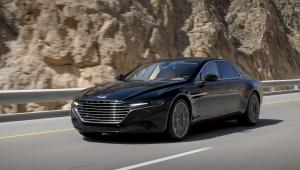 Aston Martin Lagonda 4K