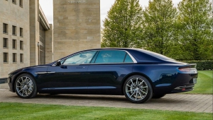 Aston Martin Lagonda HD Wallpaper